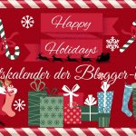 Türchen 5 Blogger-AG Adventskalender – Ella Green